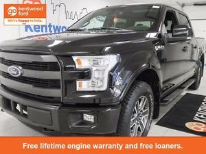 2015 Ford F-150 LARIAT FX4!!! Leather, sunroof, NAV!!