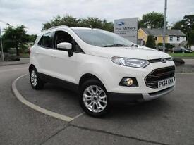 Ford EcoSport 1.5 Ti-VCT ( 112ps ) 2014 Titanium