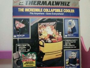 Brandnew California Innovation Thermalwhiz Collapsible Cooler