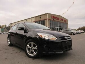 2013 Ford Focus SE AUTO, A/C, BT, ALLOYS, 46K!