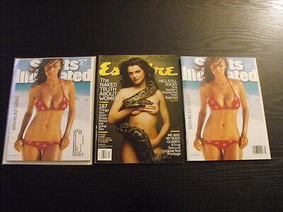Tyra Banks  Esquire Magazine  Snakes