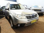 2008 Subaru Forester 79V MY08 X AWD Silver 4 Speed Automatic Wagon Minchinbury Blacktown Area Preview