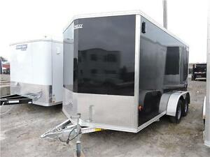 Remorque  fermée aluminium 7X14 Enclosed Trailer
