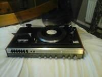 national Panasonic stereo radio tape phono