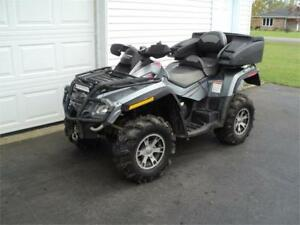 2007 Can Am 800 Outlander Max Ltd Financing Available!!!