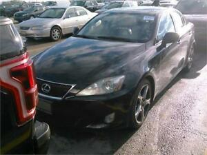 2008 Lexus IS 250 One owner, maintained by Lexus dealer