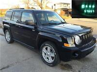 2010 Jeep Patriot North 4X4 Auto 4WD FINANCE WARRANTY 57,657 KM