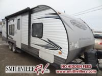 2015 FOREST RIVER SALEM CRUISELITE 261BH