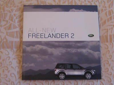 2006   LAND ROVER FREELANDER 2 PRESS / MEDIA INFORMATION  PACK + CD ROM,