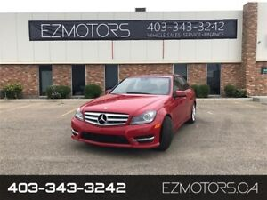 2013 Mercedes-Benz C300--4MATIC--NAV!