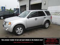 2009 Ford Escape XLT City of Halifax Halifax Preview