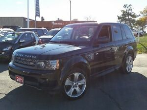 2011 Land Rover Range Rover Sport SUPER CHARGE/NAVIGATION/SUNROO