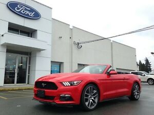 2016 Ford Mustang EcoBoost Convertible Premium with Navigation