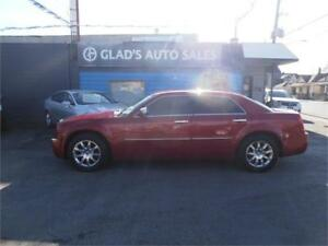 2010 Chrysler 300 Limited+heated leather+Roof+Sat+limo tint