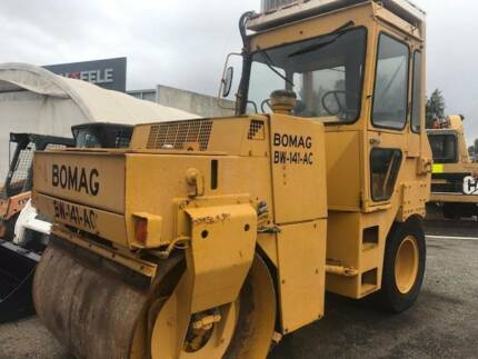 roller combination bomag 6.5 ton