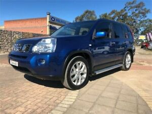 2010 Nissan X-Trail T31 MY10 TI Blue Constant Variable Wagon South Nowra Nowra-Bomaderry Preview