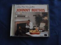 JOHNNY MATHIS OPEN FIRE,TWO GUITARS COLLECTORS EDITION CD