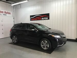 2016 Acura RDX Elite AWD/LEATHER/NAVIGATION/BACKUP CAM/TECH PKG