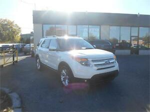 FORD EXPLORER 4WD LIMITED 2011 **NAVIGATION, 7 PLACES**