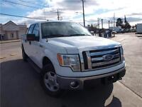 2010 Ford F-150 XLT 4X4 -  4 DOOR NO ACCIDENTS, LOCAL VEHICLE !!