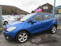 Vauxhall Mokka EXCLUSIV CDTI S/S 5d 128 BHP 0 deposit with low finance rates available (blue) 2014