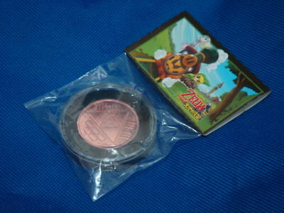 The Legend of Zelda Spirit Tracks 3DS bonus Coin