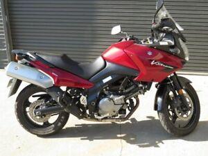2006 Suzuki V-STROM 650 (DL650) Road Bike 645cc Geelong Geelong City Preview