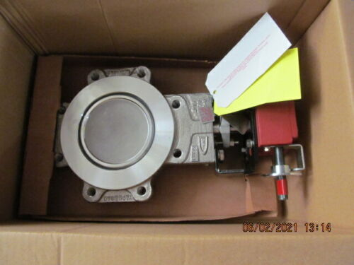 """FlowServe 6"""" Butterfly Valve  BX2 **New and Unused**"""