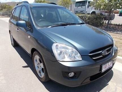 7 Seater 2008 Kia Rondo Wagon Mount Louisa Townsville City Preview