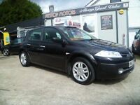 2008 RENAULT MEGANE DYN 1.5 DCI PANROOF ONLY 89K GROUP5 INS