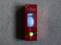 BRAND NEW! Titleist DT Truesoft Golf Balls