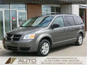 2010 Dodge Grand Caravan ***Stow 'N Go + Rear Air & Heat***