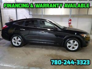 2010 Honda Accord Crosstour 4WD NO ACCIDENTS WARRANTY INCLUDED