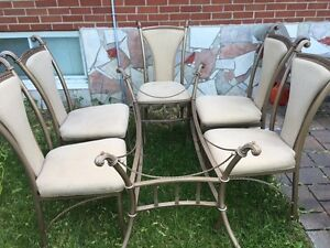 DINING SET- GREAT CONDITION - MUST GO NOW!!!