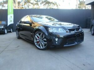 2007 Holden Special Vehicles ClubSport E Series R8 Black 6 Speed Manual Sedan Fawkner Moreland Area Preview