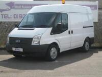 Ford Transit 2.2TDCi[100PS] 280 SWB MR[VIRGIN MEDIA] DIESEL MANUAL 2013/62