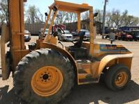 Dahmer 2-8000 Rough Terrain Forklift Brandon Brandon Area Preview