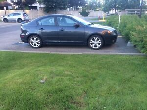 2008 Mazda Mazda3 Berline 1 PROPRIETAIRE 1 OWNER