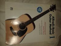 Guitar Learning Book for Begginers