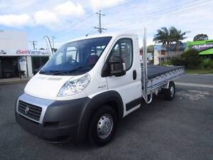 2014 FIAT DUCATO TRUCK TRAYBACK low kms OWN FROM $130p/w Currumbin Waters Gold Coast South Preview