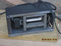 Wood stove variable speed S31105 blower