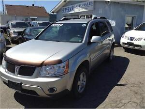 2007 Pontiac Torrent Fully Certified and Etested!