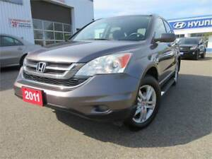2011 Honda CR-V EX-4X4,S ROOF,ALLOYS,POWER SEAT,WARRANTY,$12,495