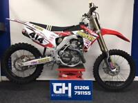 2013 HONDA CRF450 | VERY GOOD CONDITION | FULL PRO CIRCUIT EXHAUST