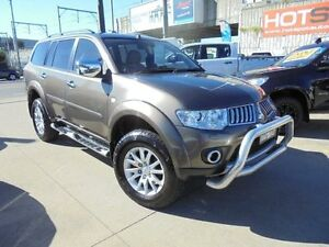 2010 Mitsubishi Challenger PB (KH) MY11 XLS Brown 5 Speed Automatic Wagon Granville Parramatta Area Preview