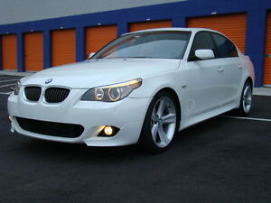 2007 BMW 5-Series Berline