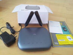 New in box ZTE Modem Adapter for Rogers or Fido Wireless Home