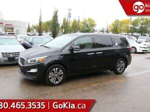2019 Kia Sedona SX+; 8 PASS, LEATHER, SUNROOF, BACKUP CAMERA/SEN