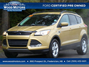 2015 Ford Escape SE (Certified Pre-Owned)