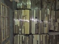 Insulation boards Seconds 150ml thick random size Pallets @ £1200.00 each